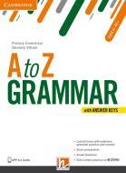 A to Z grammar. Student's book. Con Answer keys. Per le Scuole superiori. Con espansione online