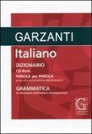 Dizionario italiano 2007-Parola per parola-Grammatica di riferimento dell'italiano contemporaneo. Con CD-ROM