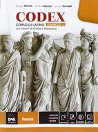 Codex. Esercizi. Per le Scuole superiori. Con e-book. Con espansione online vol.1