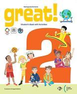 Great! Per la Scuola elementare. Con e-book. Con espansione online vol.2