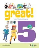 Great! Per la Scuola elementare. Con e-book. Con espansione online vol.5