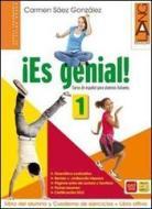 ¡Es genial. Per la Scuola media! Con DVD. Con espansione online vol.1