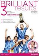 Brilliant results! Student's book-Workbook. Per la Scuola media. Con espansione online vol.3