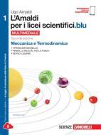 L' Amaldi per i licei scientifici.blu. Per le Scuole superiori. Con espansione online vol.1