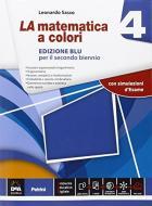 La matematica a colori. Ediz. blu. Per le Scuole superiori. Con e-book. Con espansione online vol.4