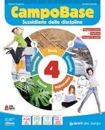 Campo base. Per la 4ª classe della Scuola elementare. Con e-book. Con espansione online vol.1