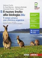 Il nuovo invito alla biologia.blu. Il corpo umano con chimica organica. Per le Scuole superiori. Con Contenuto digitale (fornito elettronicamente)