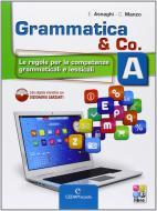Grammatica & co. Vol. A-B-Palestra INVALSI. Per la Scuola media. Con CD-ROM. Con espansione online