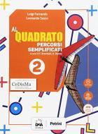 Al quadrato. BES. Per la Scuola media. Con e-book. Con espansione online vol.2