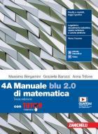 Manuale blu 2.0 di matematica. Con Tutor. Per le Scuole superiori. Con e-book. Con espansione online vol.4