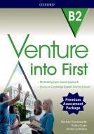 Venture into first. B2. Student's book-Workbook. Per le Scuole superiori. Con e-book. Con 3 espansioni online. Con CD-Audio