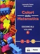 Colori della matematica. Quaderno. Ediz. blu. Per i Licei scientifici. Con e-book. Con espansione online vol.1