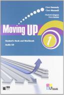 Moving up. Student's book-Workbook. Per le Scuole superiori. Con CD Audio vol.1