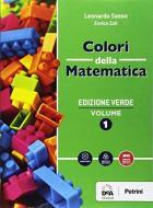Colori della matematica. Quaderno. Ediz. verde. Per gli Ist. tecnici. Con e-book. Con espansione online vol.1