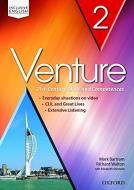 Venture: standard. Student book-Workbook. Per le Scuole superiori. Con CD Audio. Con espansione online vol.2