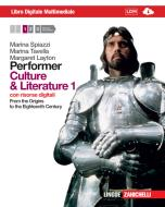 Performer. Culture and literature. Per le Scuole superiori. Con DVD-ROM. Con espansione online vol.1