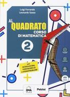 Al quadrato. Per la Scuola media. Con e-book. Con espansione online. Con DVD-ROM vol.2