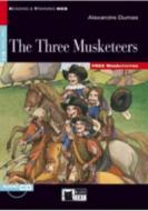 Three Musketeers. CD Audio
