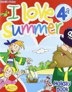 I love summer 4 + cd