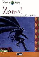 Zorro! Con audiolibro. CD Audio