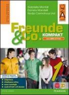 Freunde und co. Kompakt. Con Cittadinanza. Con libro attivo. Con e-book. Con espansione online. Per la Scuola media vol.1