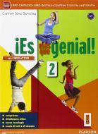 ¡Es mas que genialLIM. Per la Scuola media! Con e-book. Con espansione online. Con libro vol.2