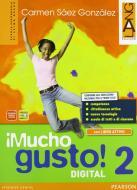 Mucho gusto digitalLIM. Per la Scuola media. Con e-book. Con espansione online. Con libro vol.2