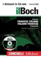 Il Boch. Dizionario francese-italiano, italiano-francese. CD-ROM