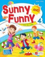 Sunny and Funny. Con CD Audio. Per la Scuola elementare vol.4