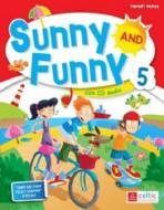 Sunny and Funny. Con CD Audio. Per la Scuola elementare vol.5