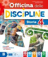 Officina delle discipline. Classe 5ª. Ambito antropologico. Per la Scuola elementare. Con e-book. Con espansione online