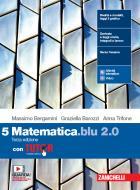 Matematica blu 2.0. Con Tutor. Per le Scuole superiori. Con e-book. Con espansione online vol.5