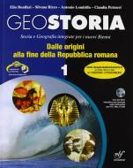 Geostoria. Con espansione online. Per le Scuole superiori. Con CD Audio. Con CD-ROM vol.1