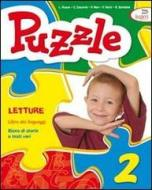 Puzzle. Per la 2ª classe elementare. Con e-book