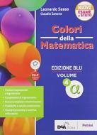 Colori della matematica. Ediz. blu. Per le Scuole superiori. Con e-book. Con espansione online vol.4