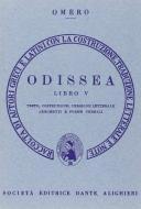 Odissea. Libro 5º. Versione interlineare