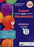 Colori della matematica. Ediz. blu . Per le Scuole superiori. Con e-book. Con espansione online vol.2