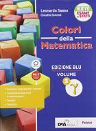 Colori della matematica. Con Trigonometria. Ediz. blu. Per le Scuole superiori. Con e-book. Con espansione online vol.3