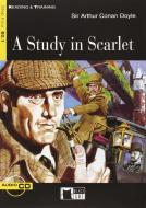 A Study in scarlet. Con CD Audio