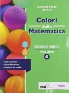 Colori della matematica. Ediz. verde. Per le Scuole superiori. Con e-book. Con espansione online vol.4
