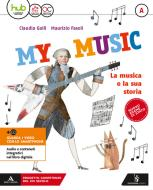 My music. Per la Scuola media. Con e-book. Con espansione online vol.A-B-C