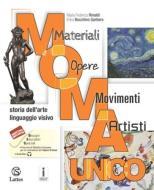M.O.M.A. Materiali-opere-movimenti-artisti. Storia dell'arte. Linguaggio visivo. Vol. unico. Con Album dell'arte. Per la Scuola media. Con ebook. Con espansione onli