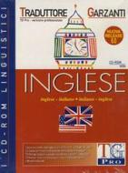 TG Pro versione 6.0. Traduttore Garzanti inglese-italiano, italiano-inglese. CD-ROM