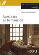 Asesinato en la mansion. Con CD-Audio