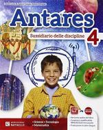 Antares. Matematica e scienze 4. Per la Scuola elementare. Con e-book. Con espansione online