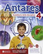Antares 4. Per la Scuola elementare. Con e-book. Con espansione online