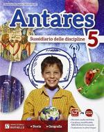 Antares. Antropologica 5. Per la Scuola elementare. Con e-book. Con espansione online