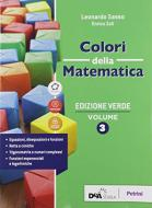Colori della matematica. Ediz. verde. Per il triennio delle Scuole superiori. Con e-book. Con espansione online vol.3