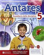 Antares 5. Per la Scuola elementare. Con e-book. Con espansione online
