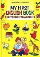 My first english book per tavole tematiche